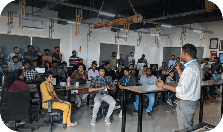 Corporate innovation workshop in Bangalore